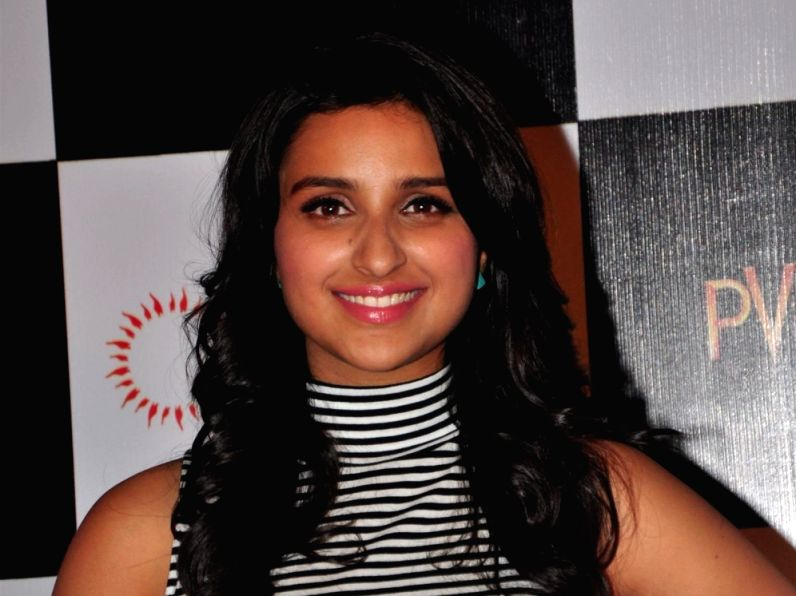 Actor Parineeti Chopra