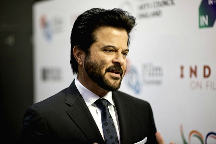 Actor-producer Anil Kapoor