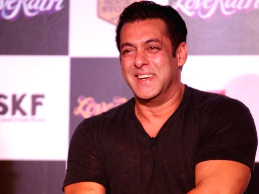 Actor-producer Salman Khan