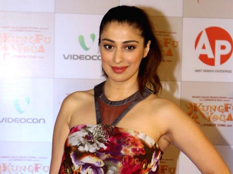 Actor Raai Laxmi