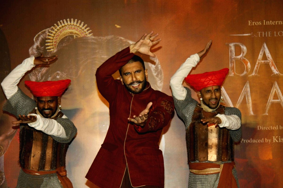 Ranveer - the guy who can do it all