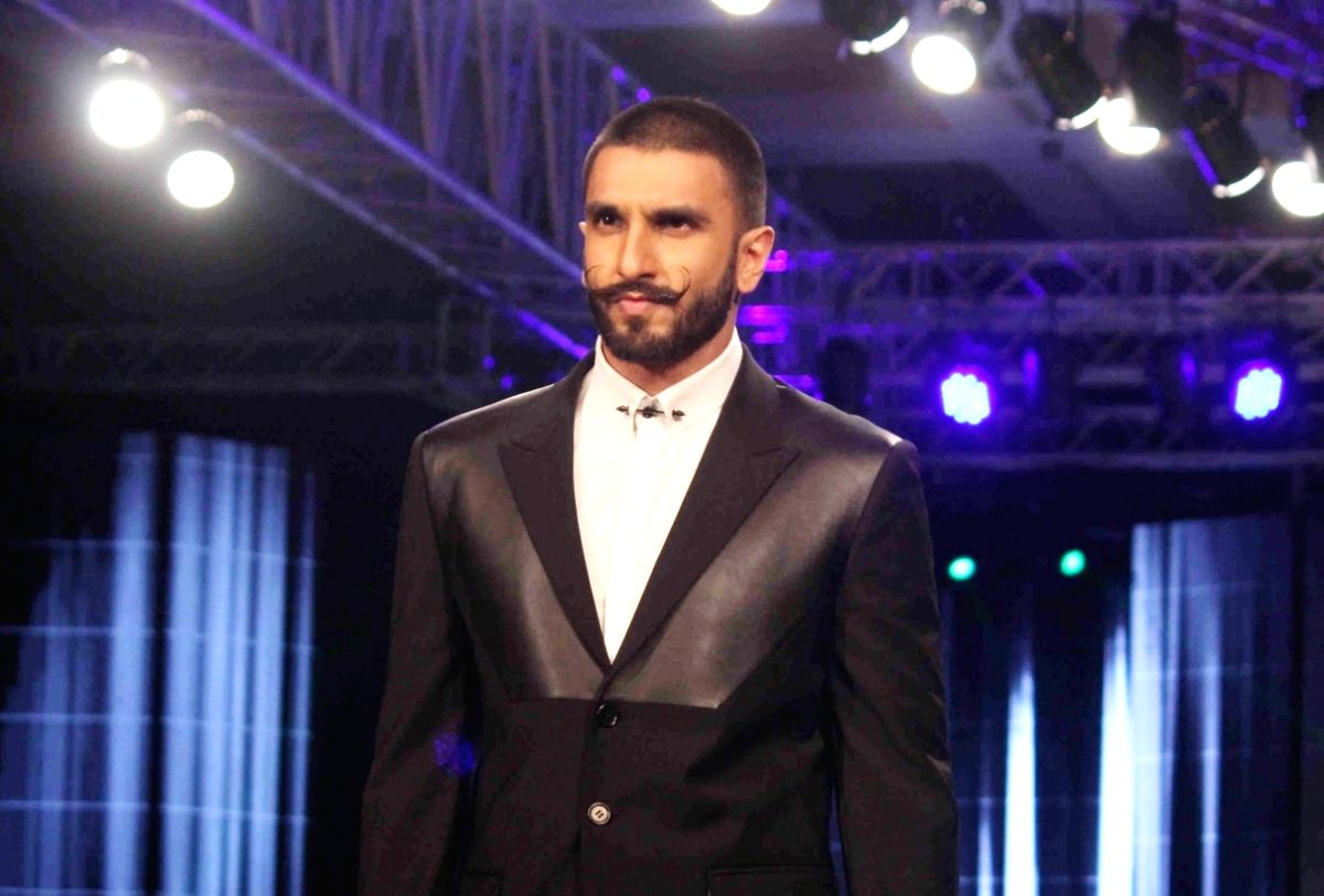 Actor Ranveer Singh. (File Photo: IANS)