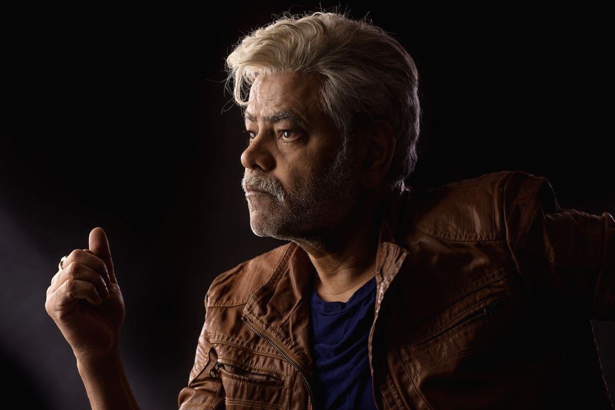 Actor Sanjay Mishra.