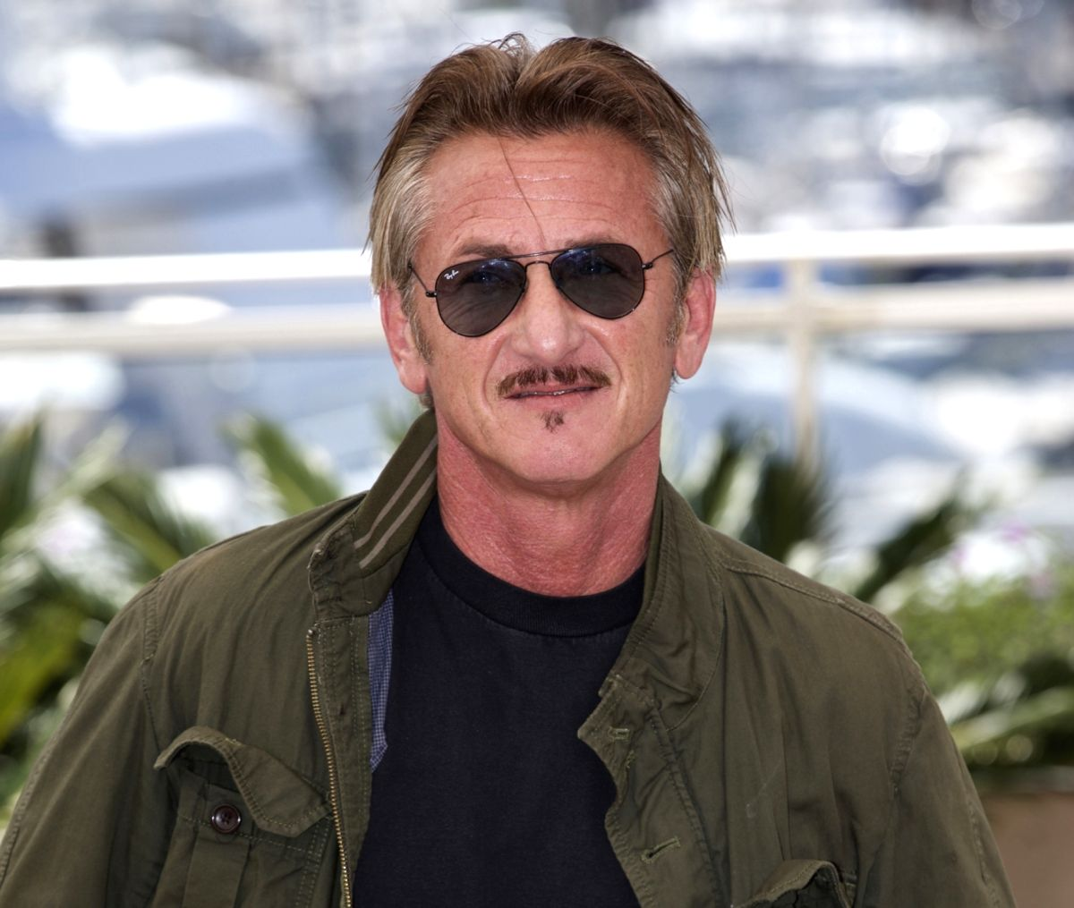 Actor Sean Penn.