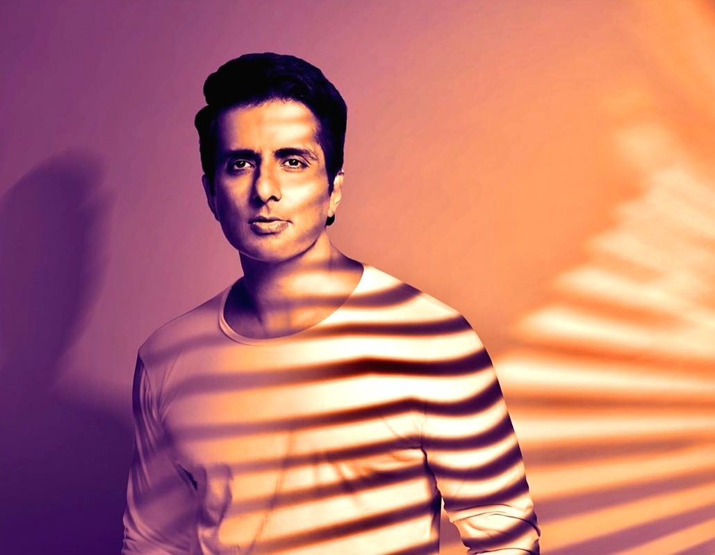 Actor Sonu Sood.
