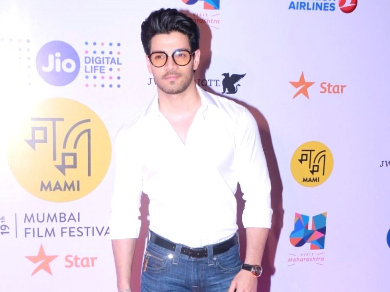 Actor Suraj Pancholi