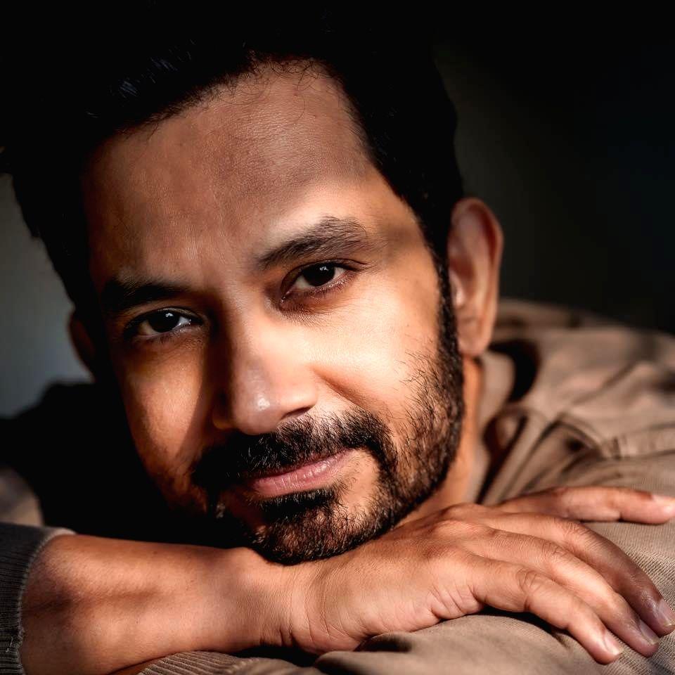 Actor Umesh Kamat.