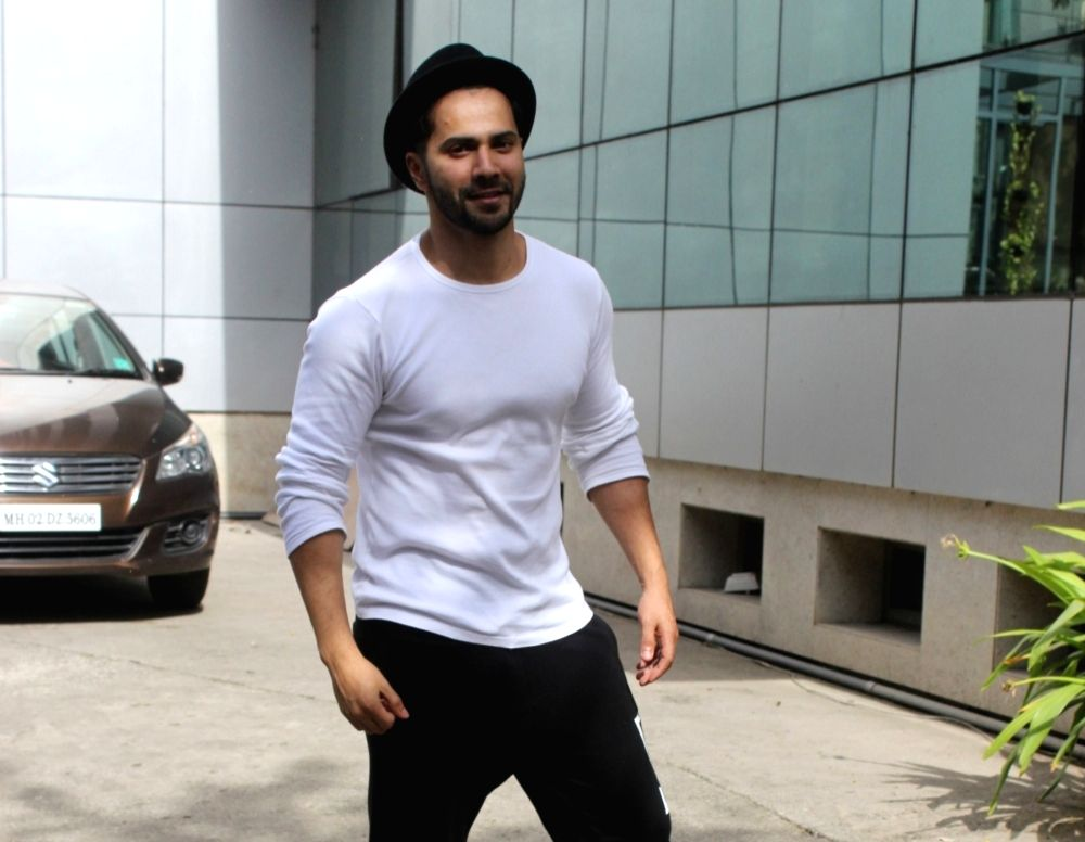 Actor Varun Dhawan. (Image Source: IANS)