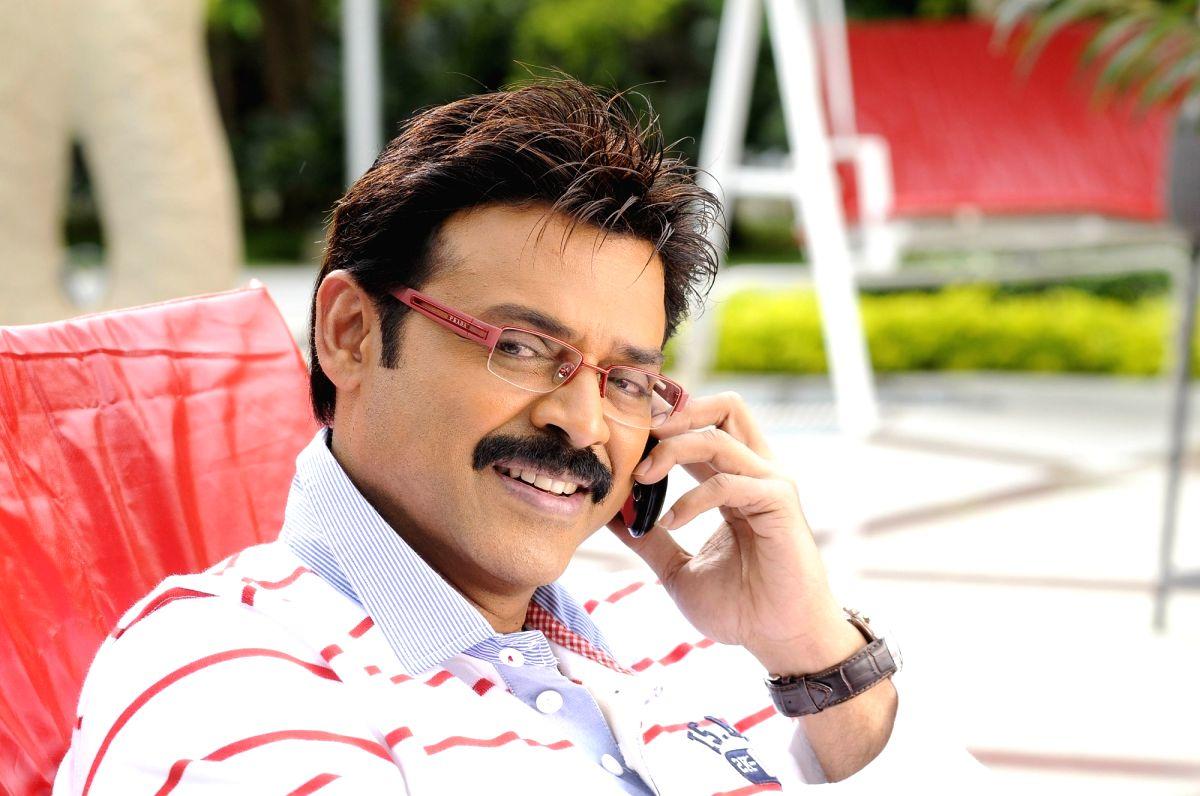 Actor Venkatesh Daggubati. (Image Source: IANS)
