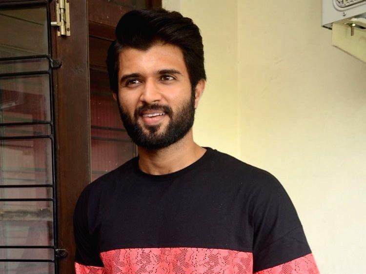 Actor Vijay Deverakonda
