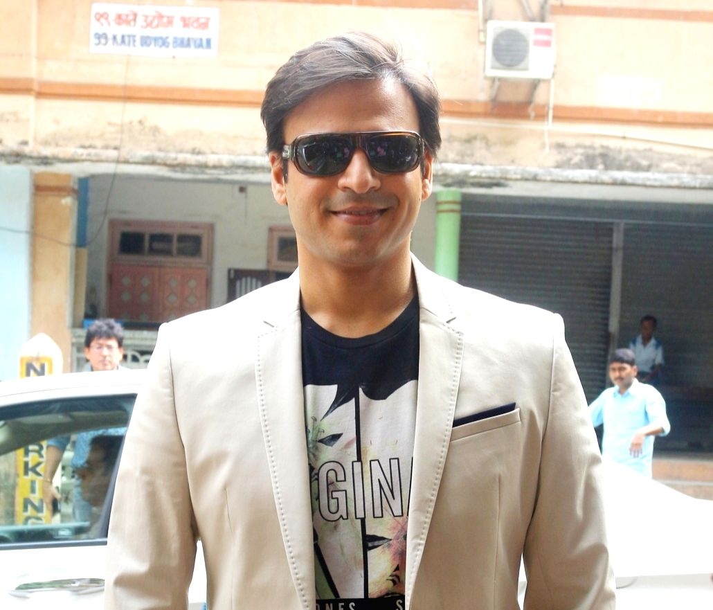Actor Vivek Oberoi. (Image Source: IANS)