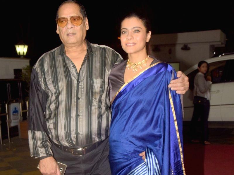 Actors Deb Mukherjee and Kajol