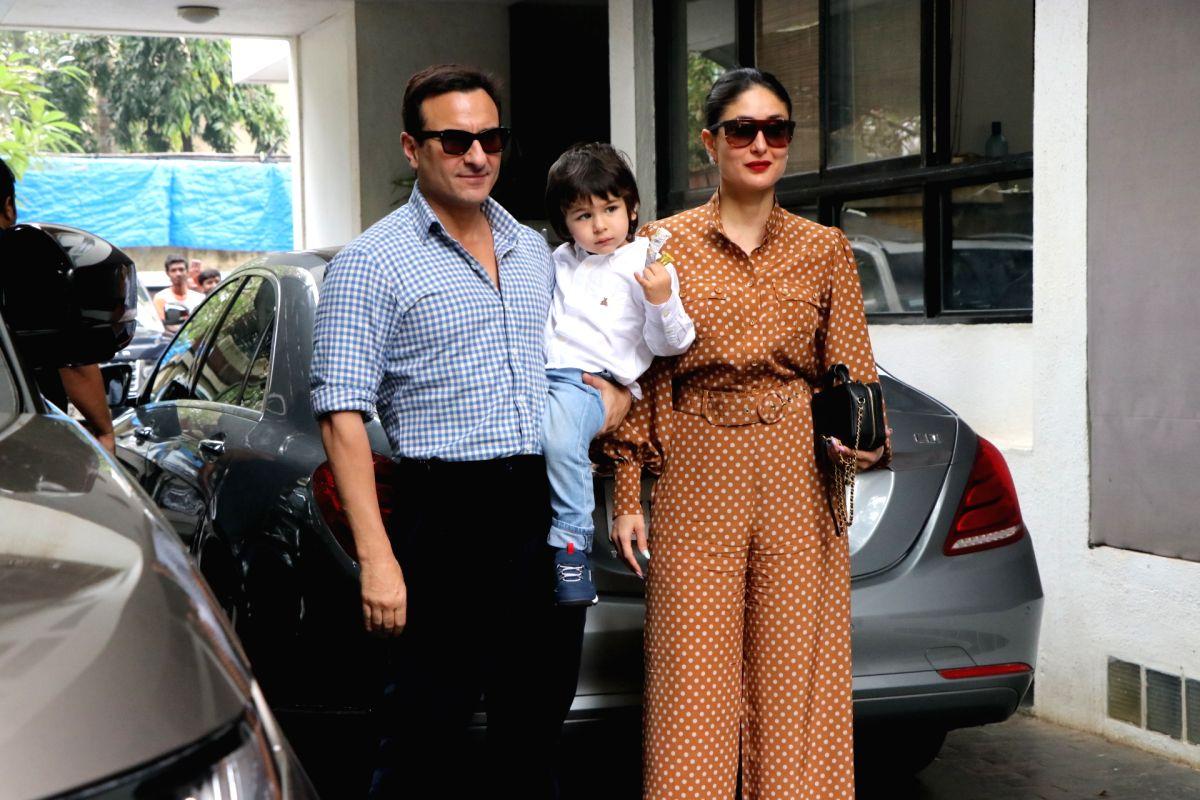 Saif Ali Khan, Kareena Kapoor, others stay at home amid 'Janta Curfew'