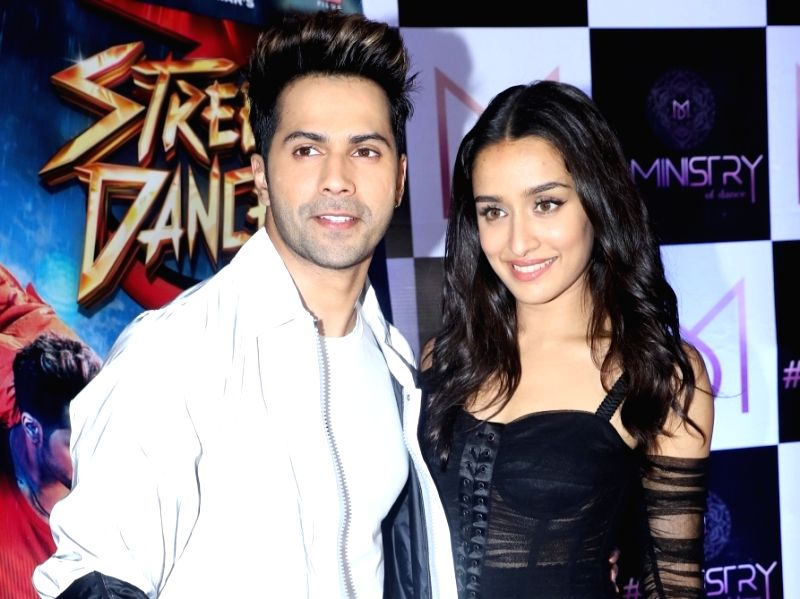 Varun Dhawan and Shraddha's dance battle has India-Pakistan angle