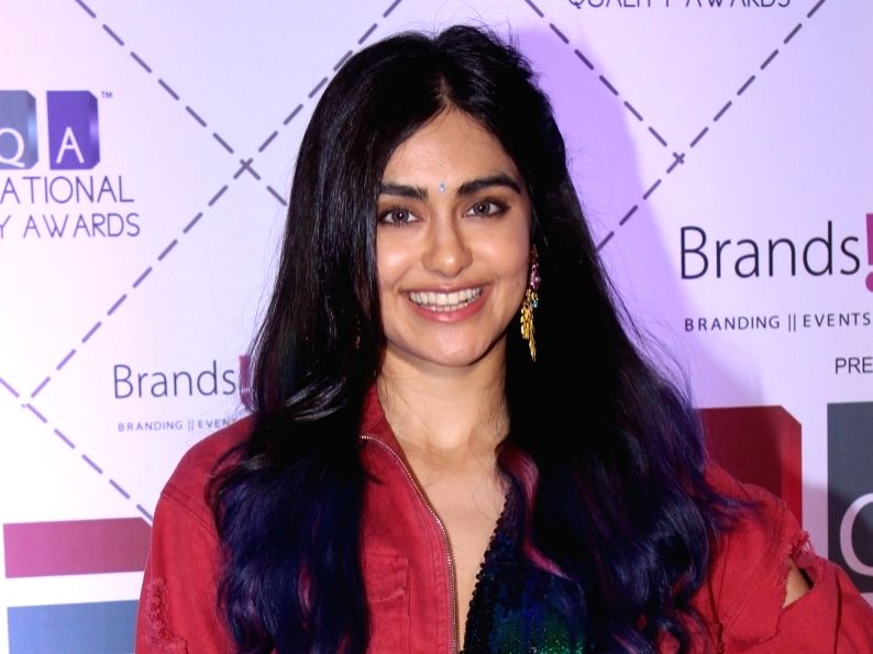 Actress Adah Sharma