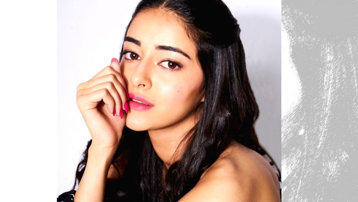 Actress Ananya Panday.