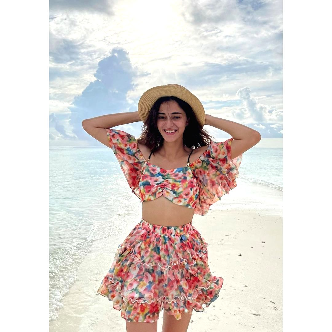 Actress Ananya Panday is back from her vacation in Maldives. She admits she is already missing her time in the tourist hub, adding that she is mentally still in Maldives.