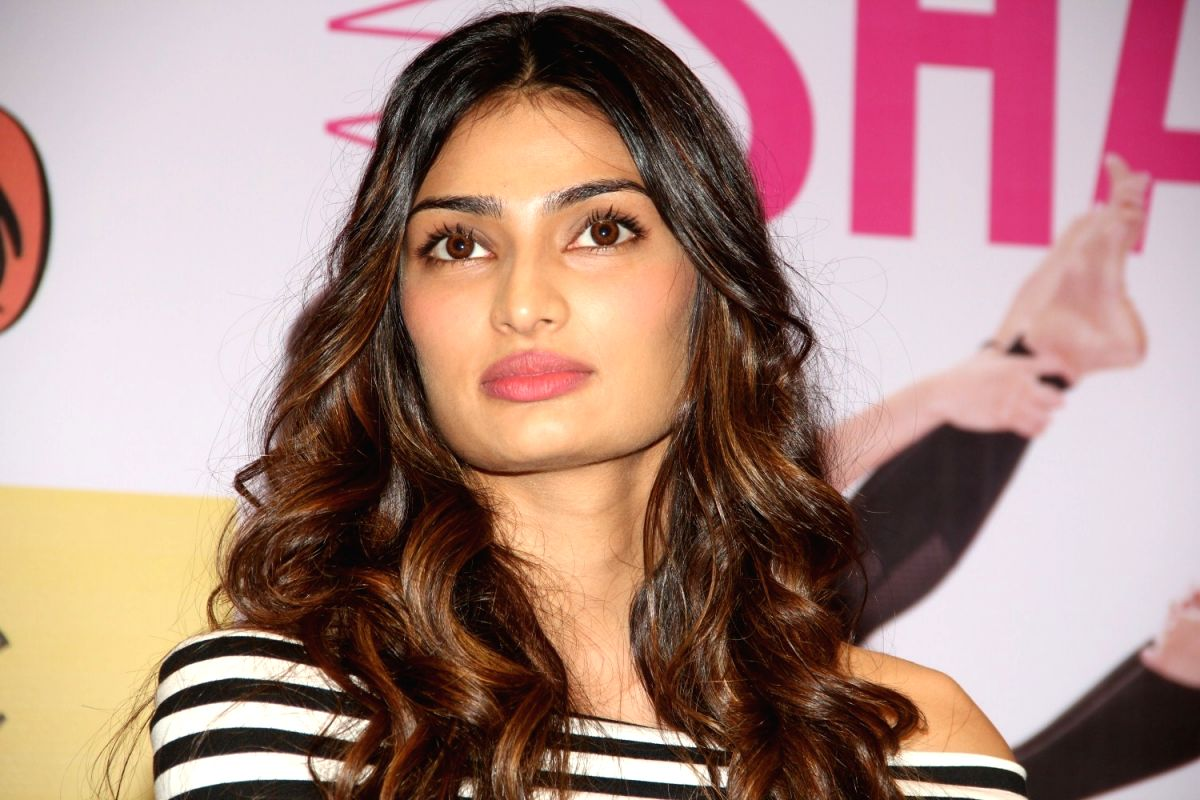 Actress Athiya Shetty. (File Photo: IANS)