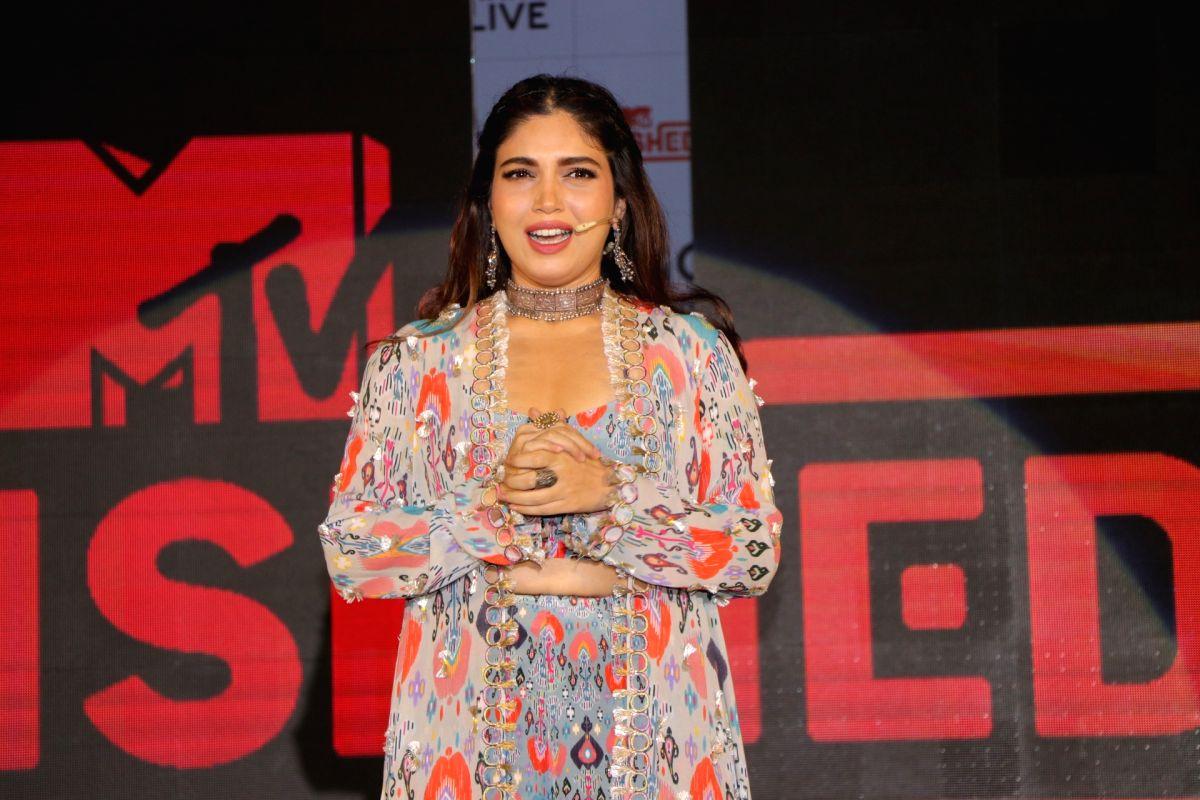 Actress Bhumi Pednekar.