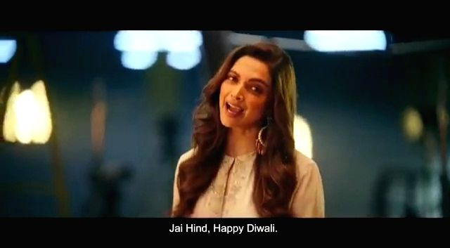 Actress Deepika Padukone along with wold badminton champion P.V. Sindhu will be representing Prime Minister Narendra Modi's campaign 'Bharat Ki Laxmi', which celebrates womanhood. Deepika and Sindhu shared a video on their social media pages. In the