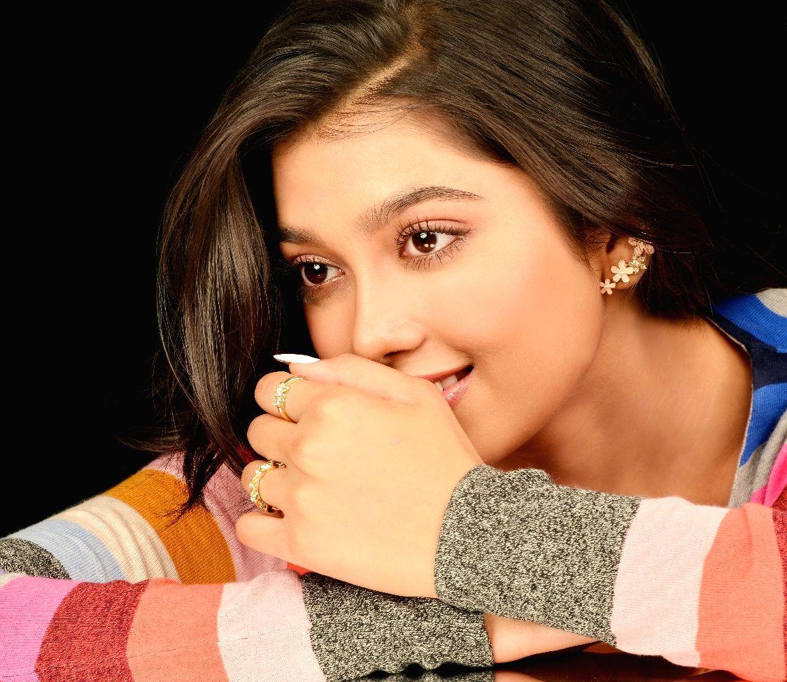 Actress Digangana Suryavanshi.