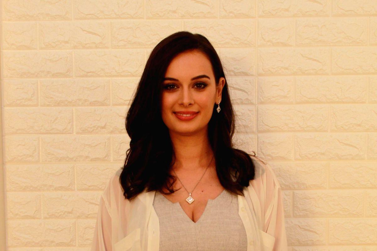 Actress Evelyn Sharma