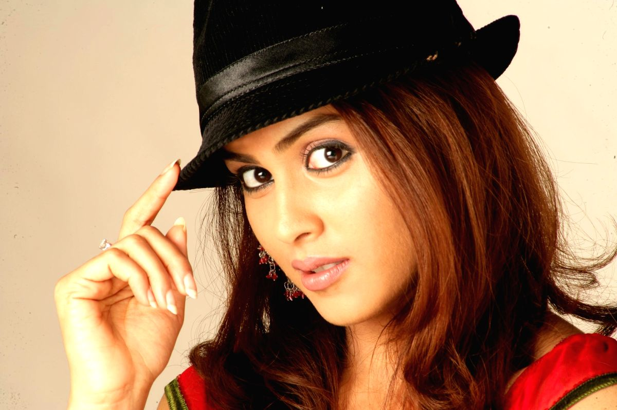 Actress Genelia D'Souza.(Image Source: IANS)