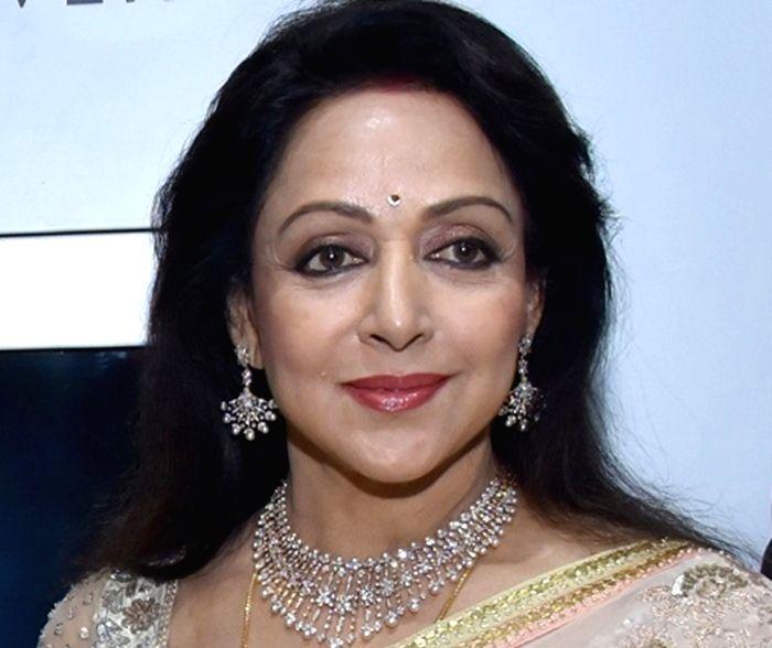 Actress Hema Malini. (Image Source: IANS)
