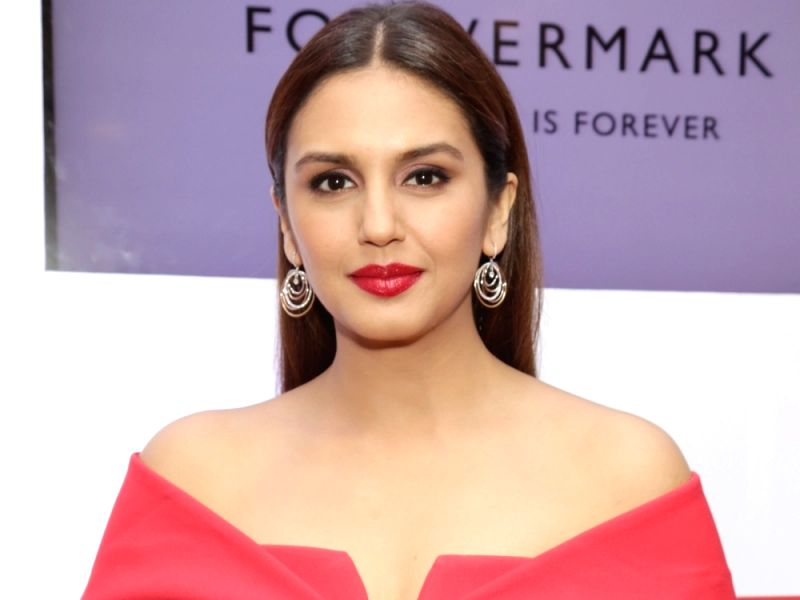 Actress Huma Qureshi