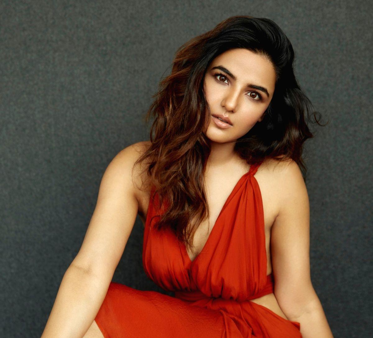 Actress Jasmin Bhasin.