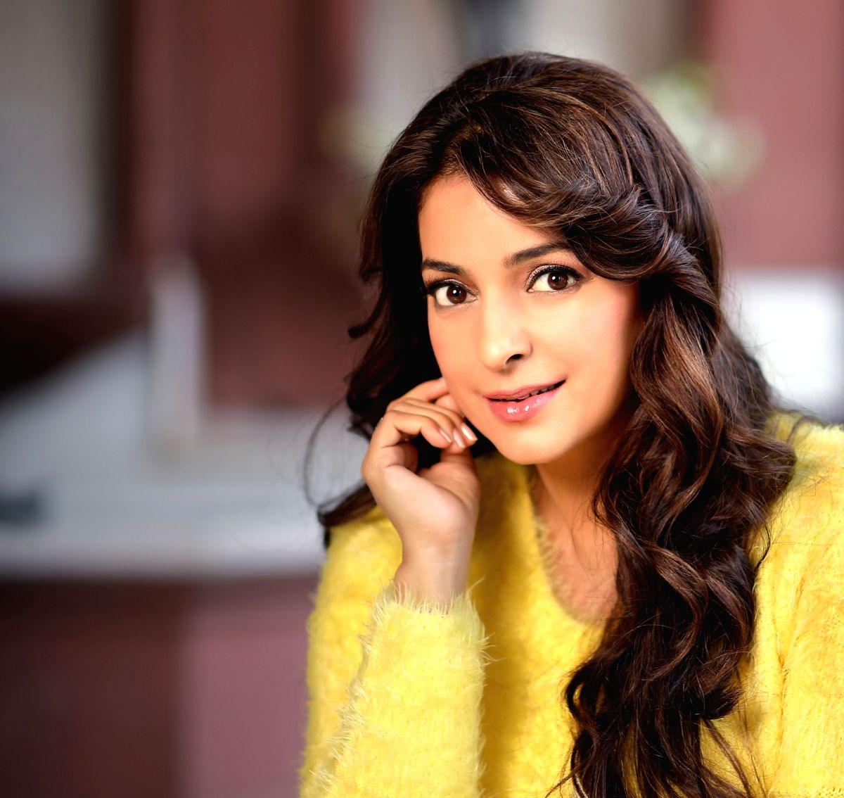 Actress Juhi Chawla.