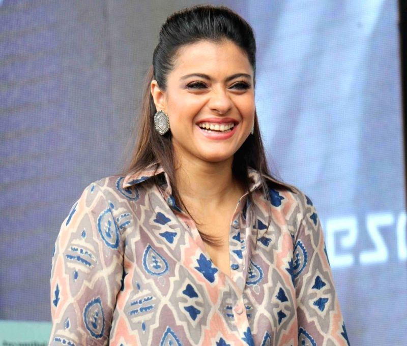 Kajol celebrates 3 years of her film 'Helicopter Eela'