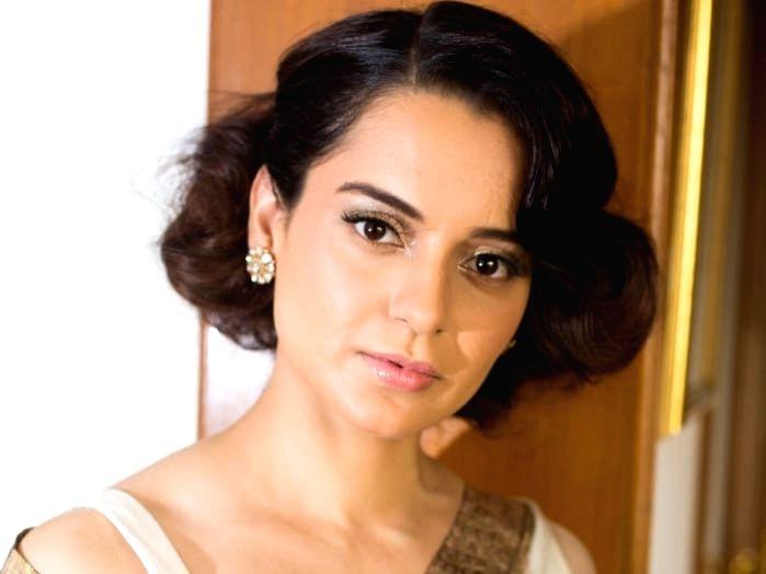 Actress Kangana Ranaut.