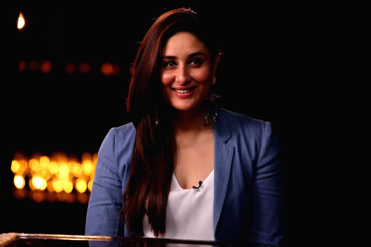Actress Kareena Kapoor Khan