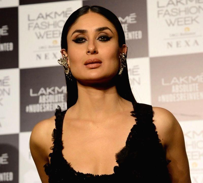 Actress Kareena Kapoor Khan