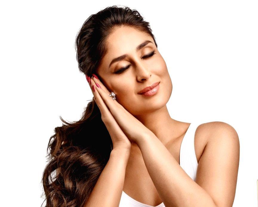 Actress Kareena Kapoor Khan promotes 'healthy sleep'