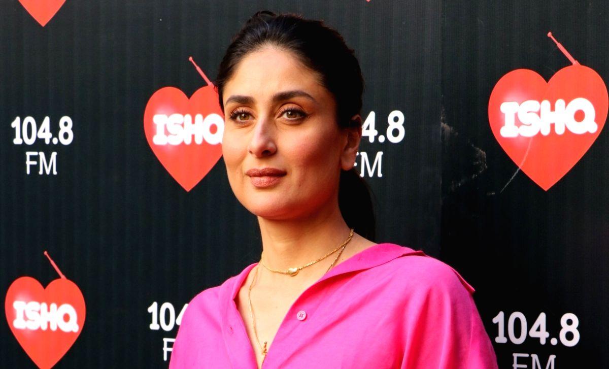 Actress Kareena Kapoor.