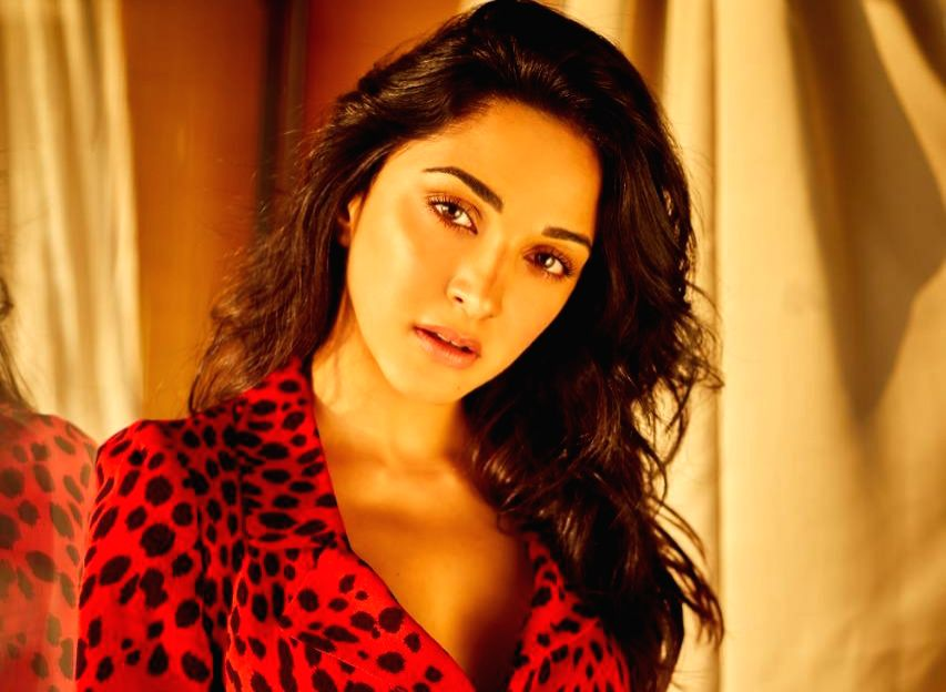 Actress Kiara Advani.