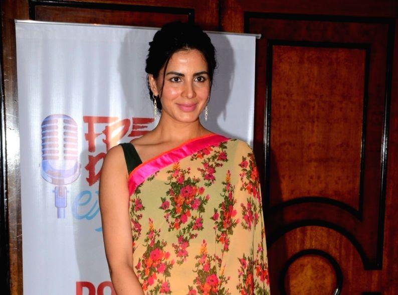 Actress Kirti Kulhari