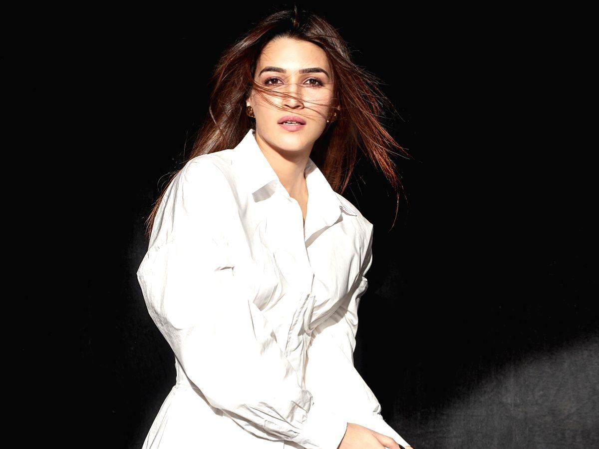 Actress Kriti Sanon.