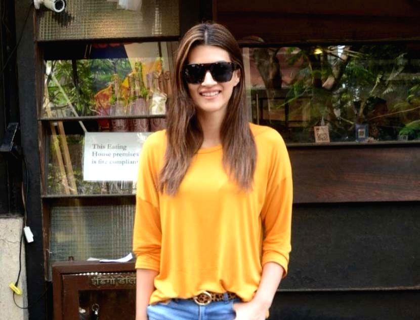 Actress Kriti Sanon. (File Photo: IANS)