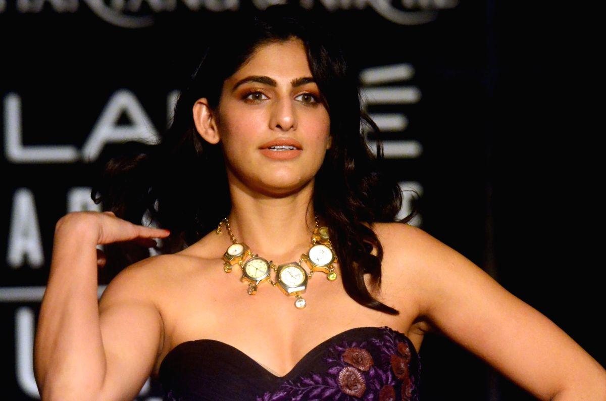 Actress Kubbra Sait