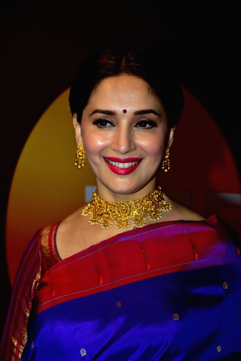 Ageless beauty-Madhuri Dixit Nene. She just keeps getting prettier and prettier as the years go by