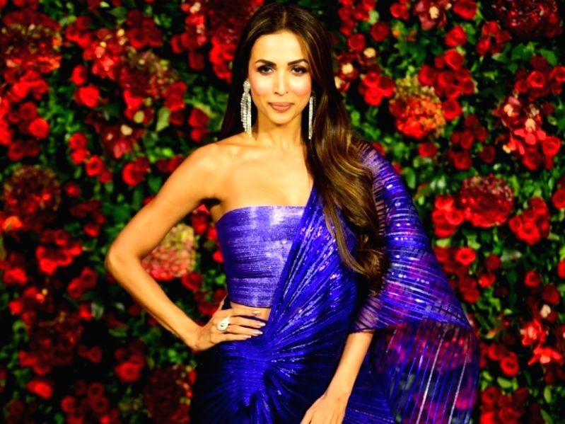 Actress Malaika Arora