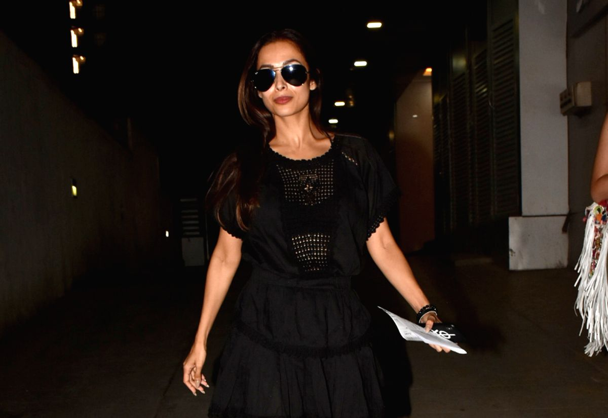Actress Malaika Arora .(File Photo: IANS)