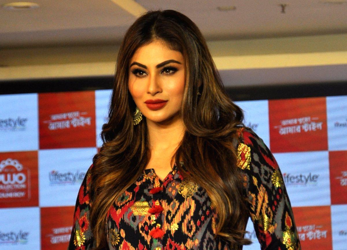 Kolkata: Actress Mouni Roy