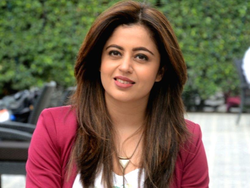 Actress Neha Pendse