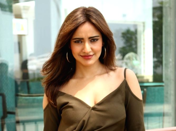 Actress Neha Sharma