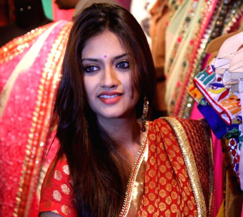 Actress-politician Nusrat Jahan