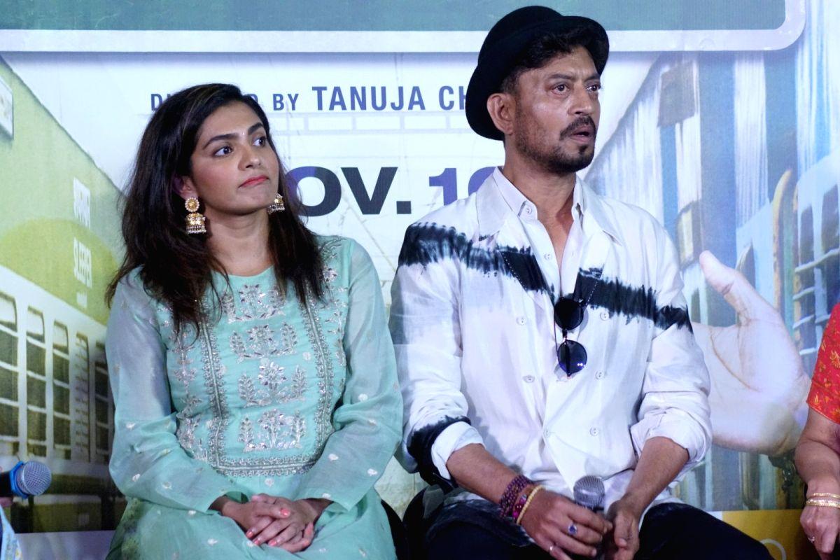 """Qarib Qarib Singlle"""" - trailer launch - Parvathy"""